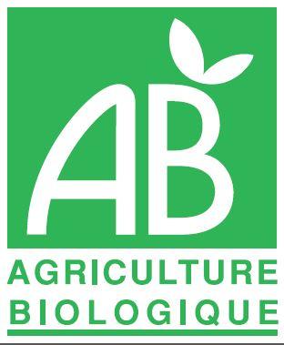 Logo label AB - Thé issus de l'agriculture biologique