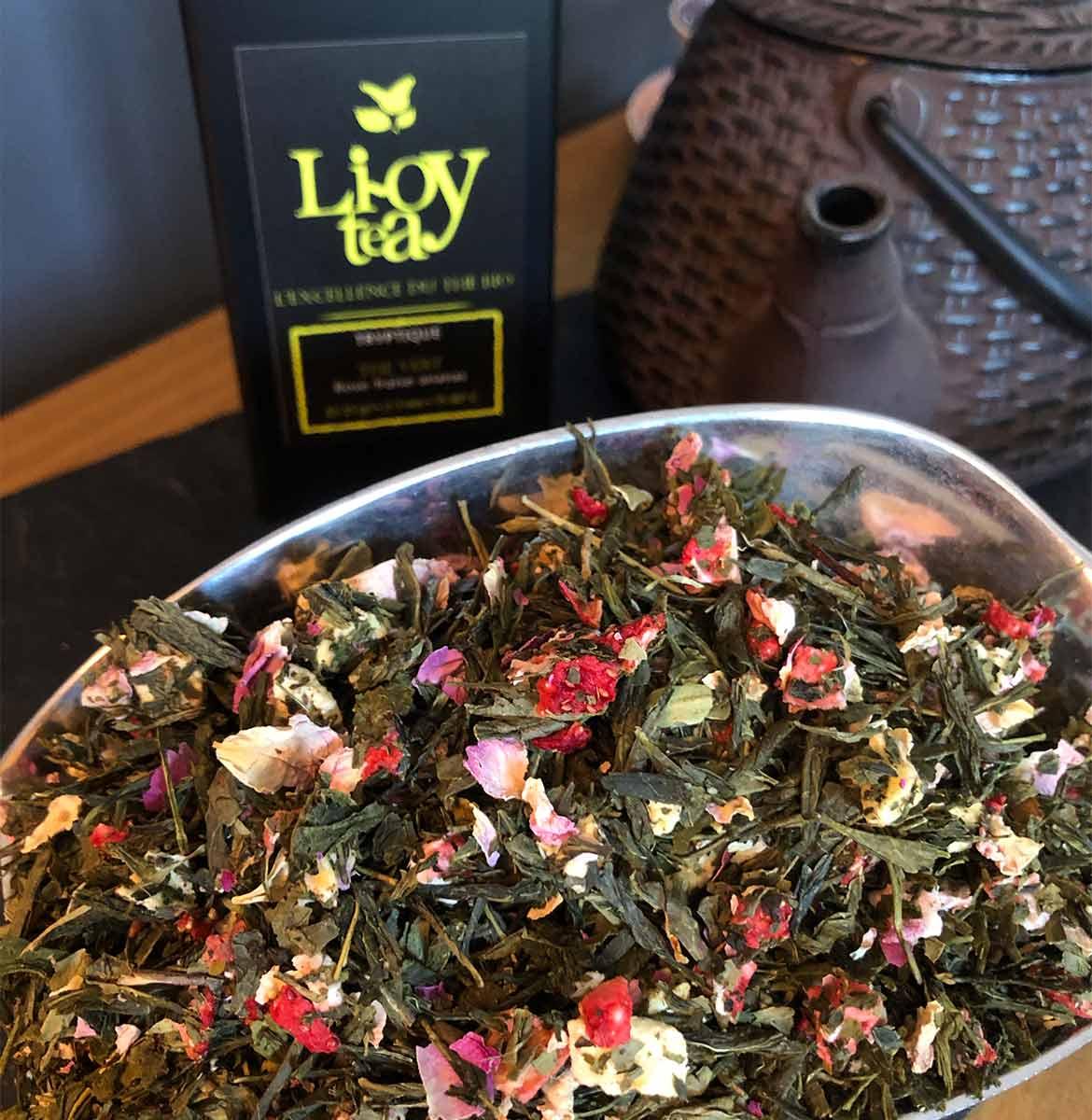 thé bio d'excellence pour les épiceries vrac et salon de thé
